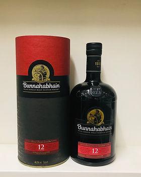 3 Bunnahabhain 12 Yr Old 70cl - 46.3%.jp