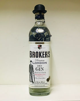 15 Broker's London Dry Gin 70cl - 40%.jp