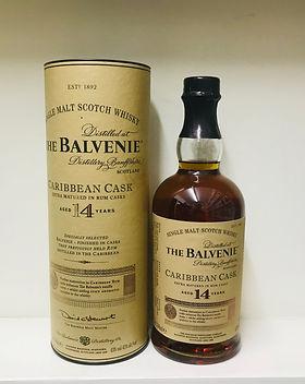 1 Balvenie Caribbean Cask14 Yr  70cl - 4