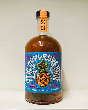 17 Pineapple Grenade Spiced Rum 50cl -