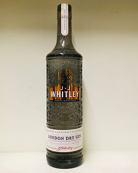 35 J.J Whitley London Dry Gin 70cl - 38.