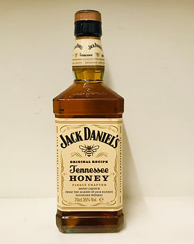 5 Jack Daniels Tennessee Honey 70cl - 35