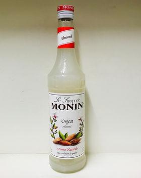 9 Orgeat (Almond) Syrup Monin 70cl.jpg