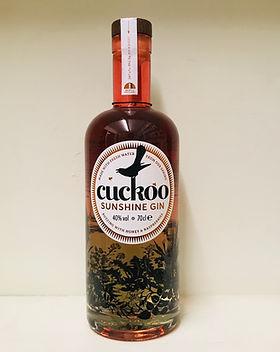 Cuckoo Sunshine Gin 70cl - 40%.jpg