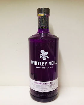 56 Whitley Neill Rhub & Ginger Gin 70cl