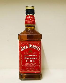 3 Jack Daniel'sTennessee Fire 70cl - 35%