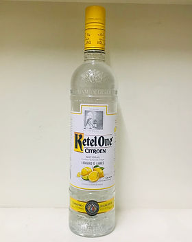 13 Ketel One Citroen 70cl - 40%.jpg