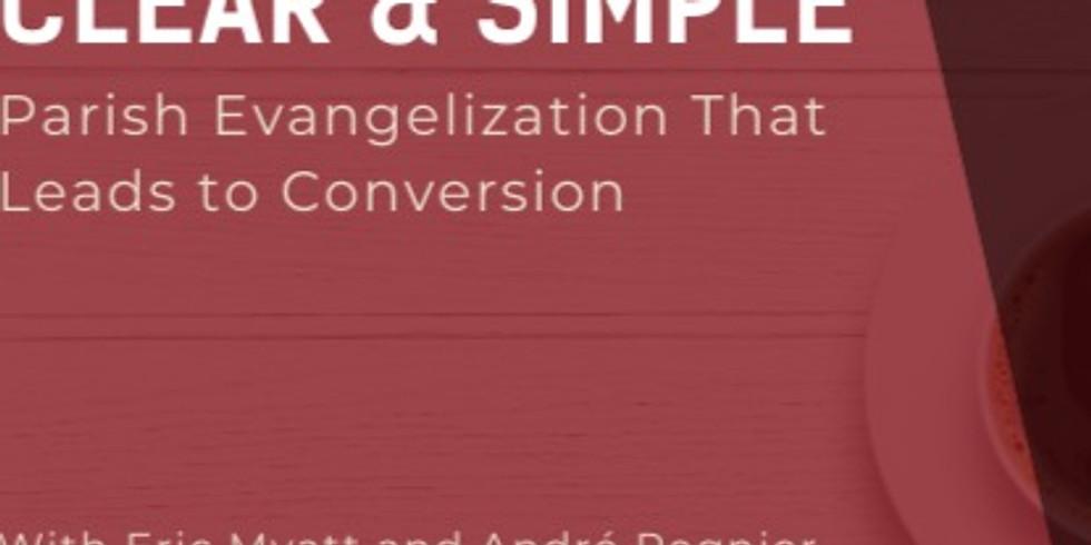 Parish Evangelisation that Lead to Conversion