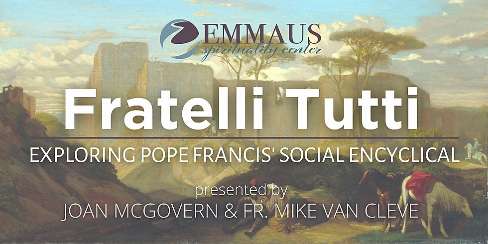The social encyclical, Fratelli Tutti (All Brothers) offers a view on the universal scope of fraternal love.