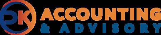DK Accounting and Advisory Logo