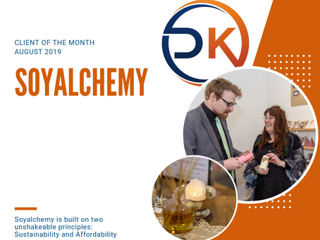 August Client of the Month