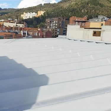 Recuperacion de cubierta en teja eternit