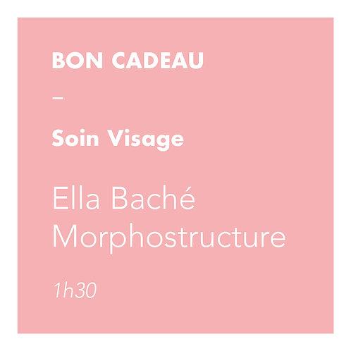 Soin Visage Ella Baché - Morphostructure