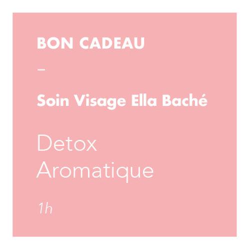 Soin Visage Ella Baché - Detox Aromatique