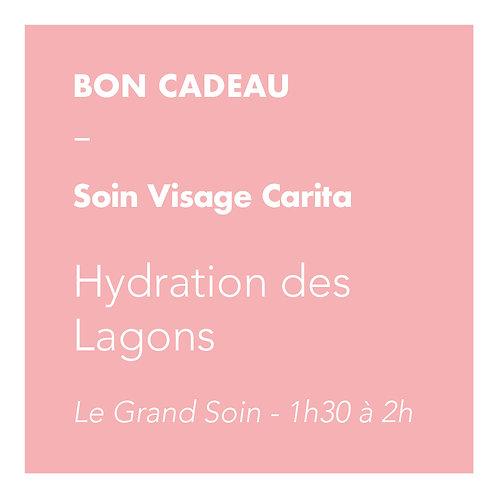 Soin Visage Carita - Hydratation des Lagons - Le Grand Soin