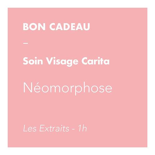 Soin Visage Carita - Néomorphose - Les Extraits - 1h