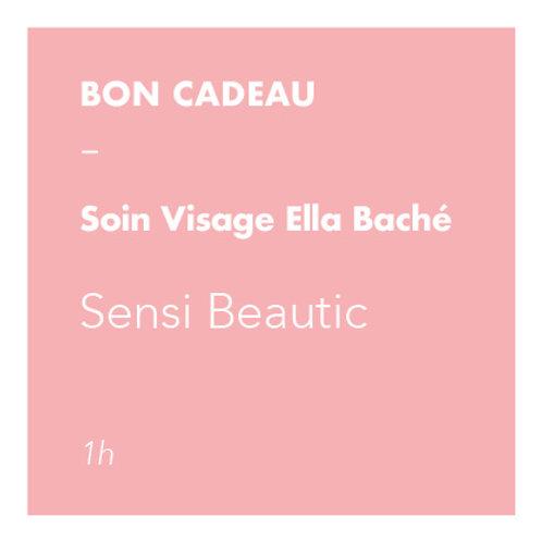 Soin Visage Ella Baché - Sensi Beautic