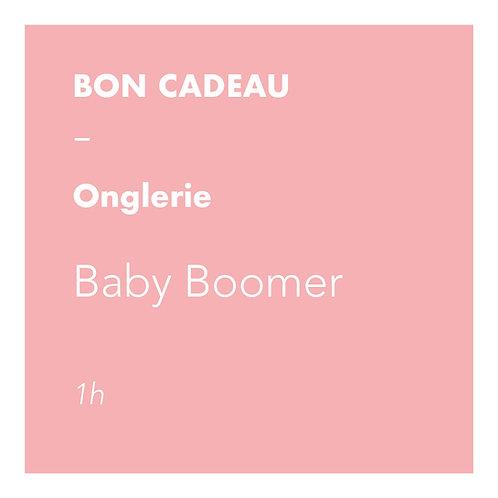 Onglerie - Baby Boomer