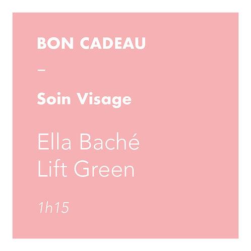 Soin Visage Ella Baché - Lift Green