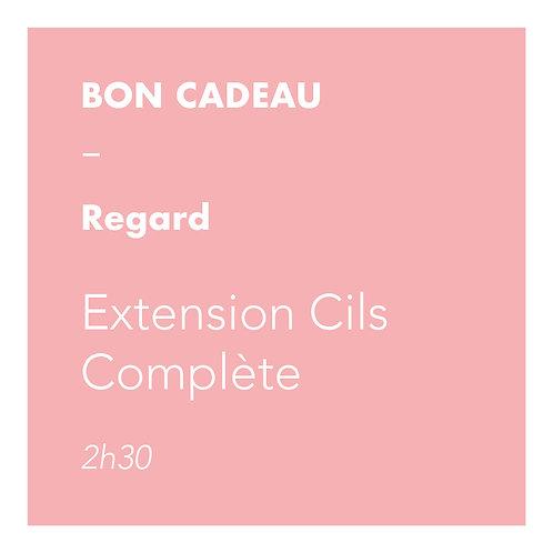 Extension de Cils - Complète