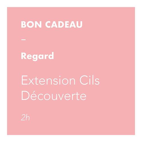 Extension de Cils - Découverte