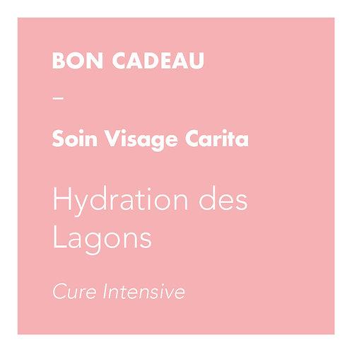 Soin Visage Carita - Hydratation des Lagons - Cure Intensive