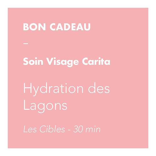 Soin Visage Carita - Hydratation des Lagons - Les Cibles