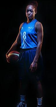 Taneka Rubin basketball player