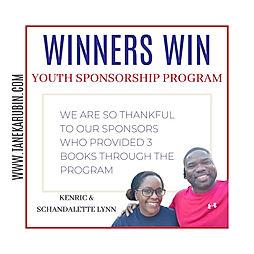 Youth Sponsorship_Kenric and Schandalett
