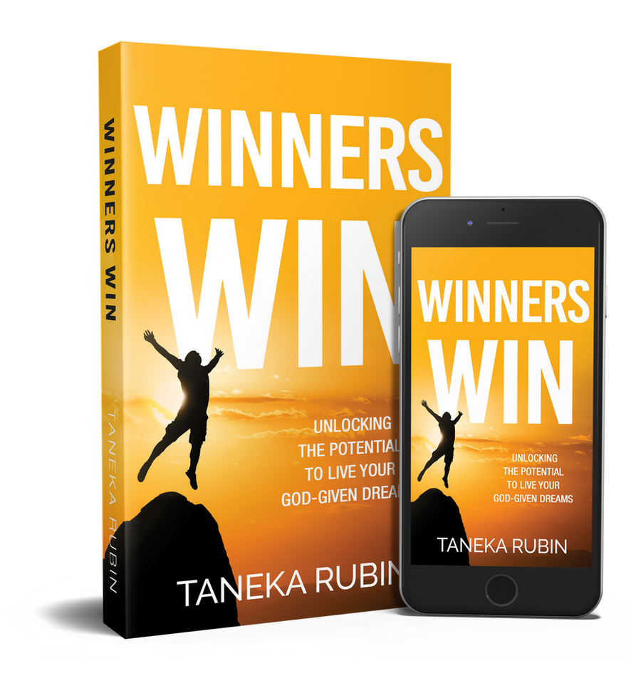 Taneka Rubin Winners Win Book