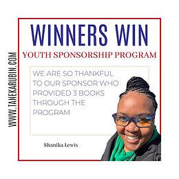 Youth Sponsorship_Shanika Lewis_Taneka R