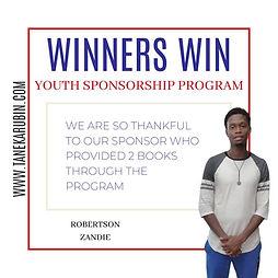 Youth Sponsorship_Robertson Zandie_Tanek