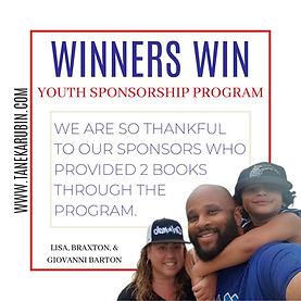Youth Sponsorship_Barton Family_Taneka R