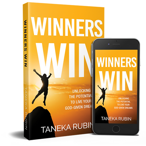 Winners Win Paperback