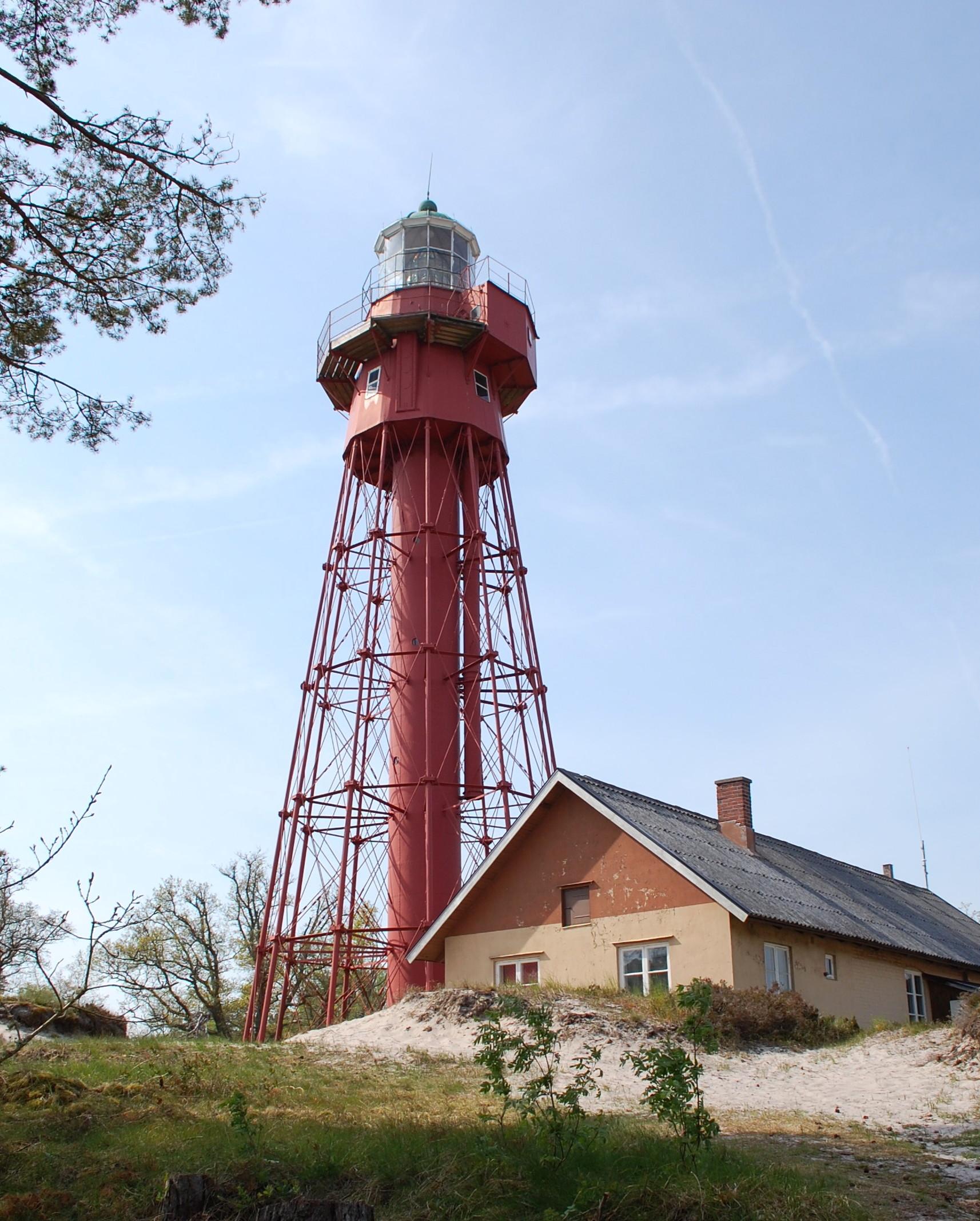 Sandhammaren_Leuchtturm