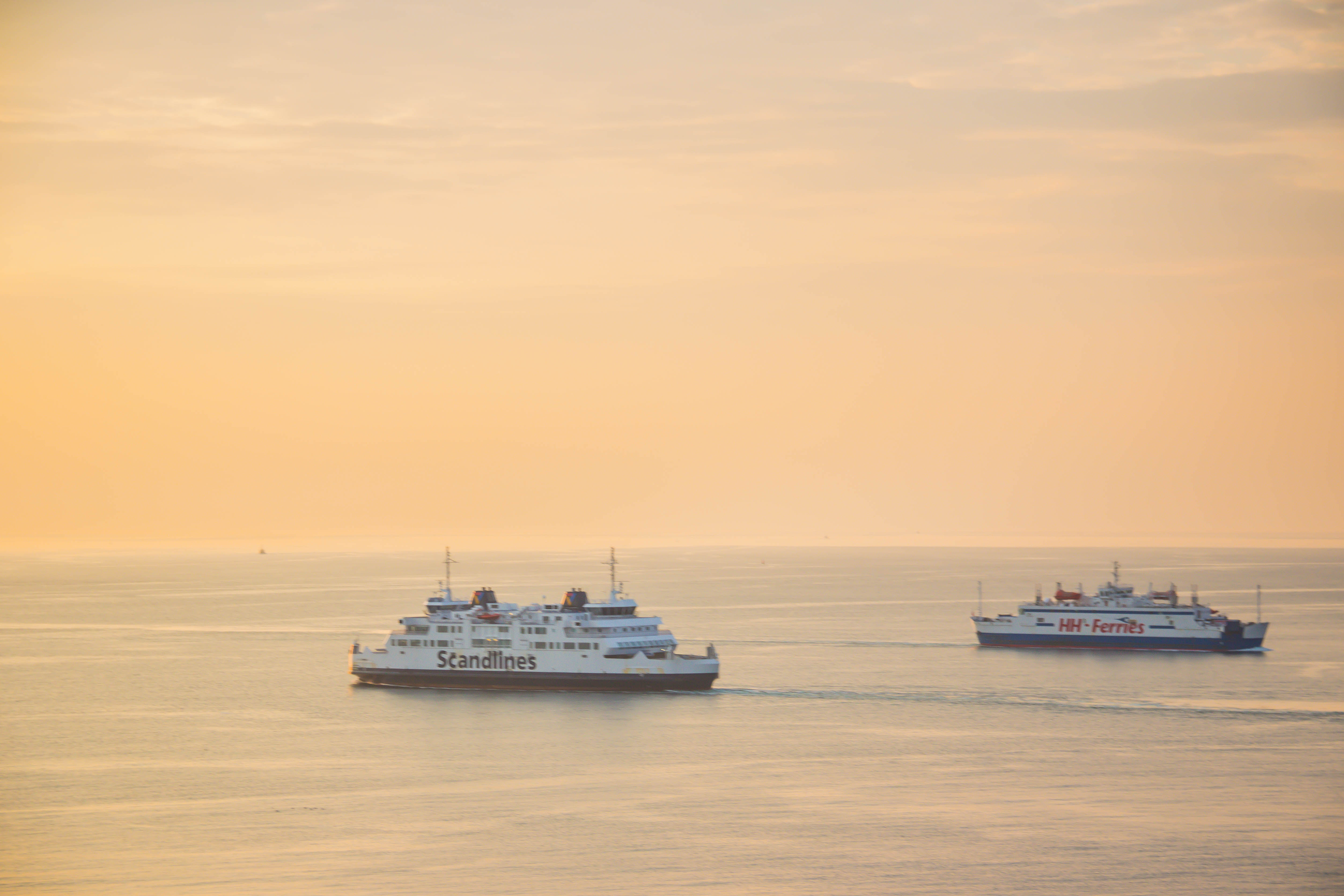 Ferries_at_golden_hour_(17430747961)