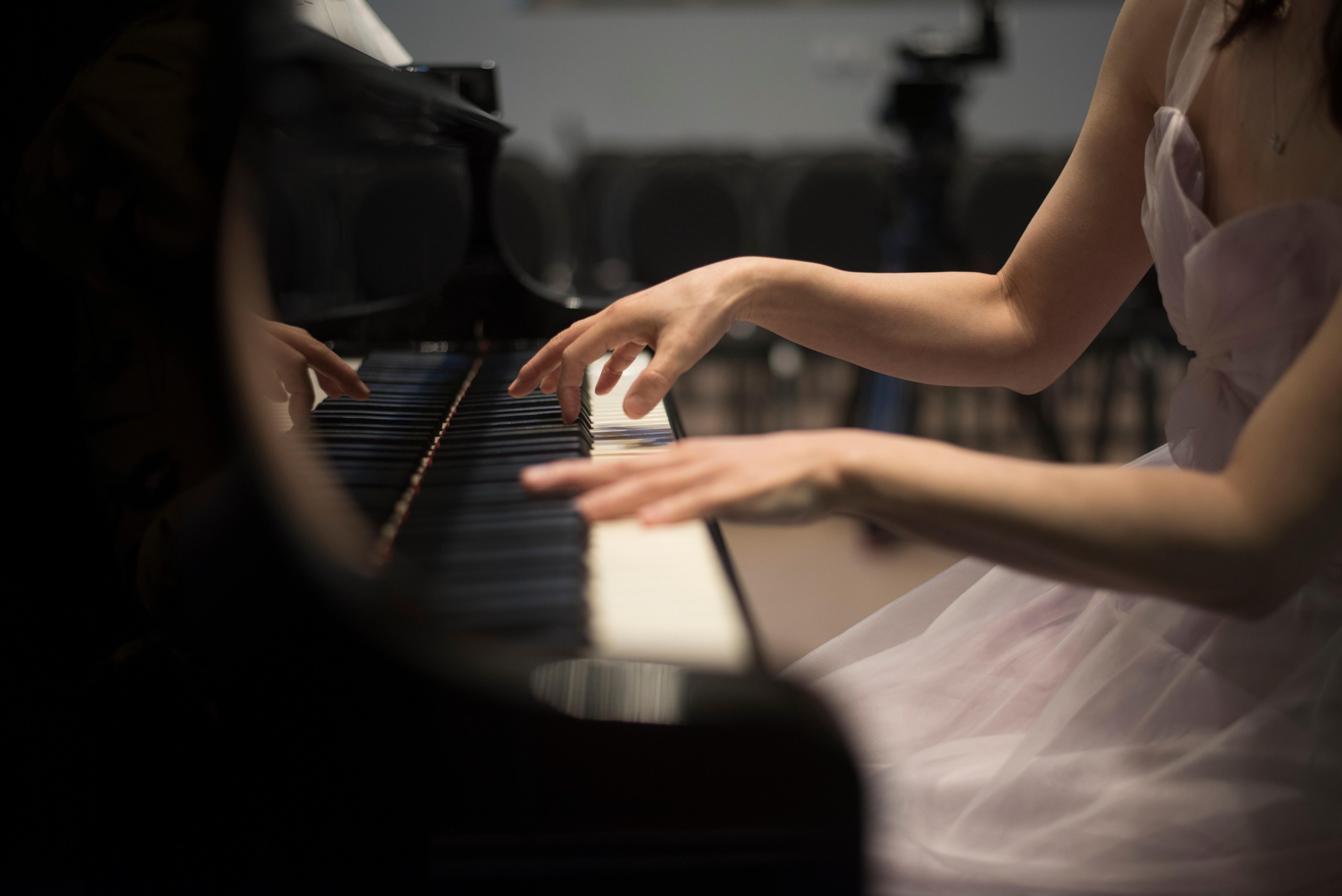 PRIVATE PIANO LESSON!