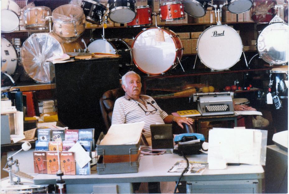 Bill Phillips in store-late 1980s copy (