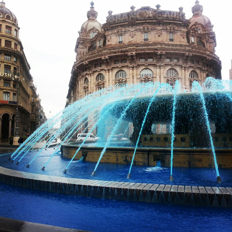 Площадь Де Феррари