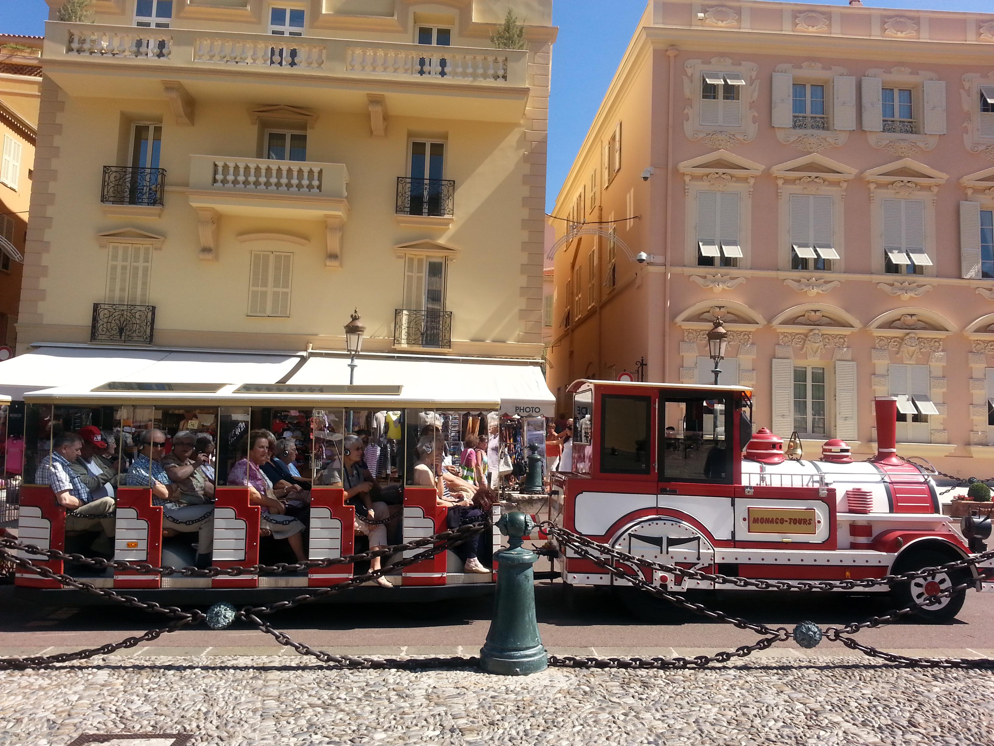 Старый город Княжества Монако