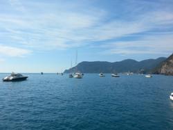 Море Чинкве-Терре .