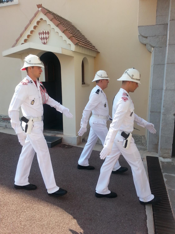 Княжеская гвардия .