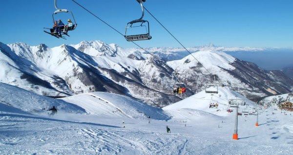 Однодневные поездки на горнолыжные курорты в Пьемонт