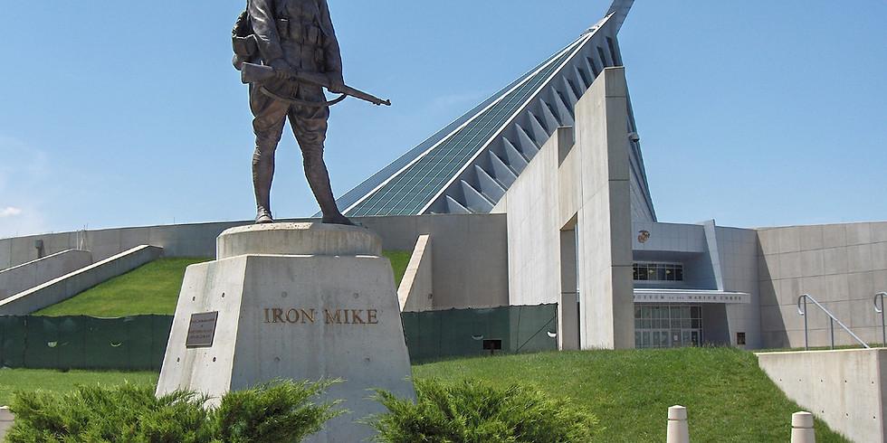A Logistics Tour of the Marine Corps Museum