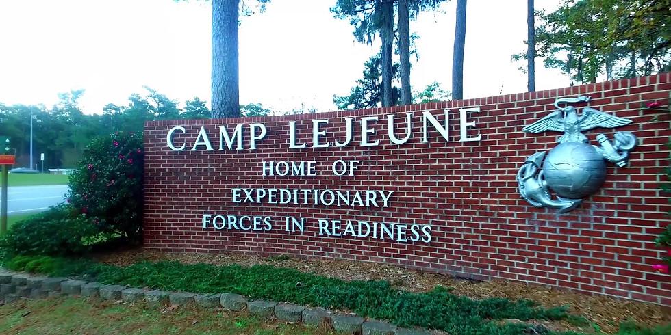 Camp Lejeune Engagement
