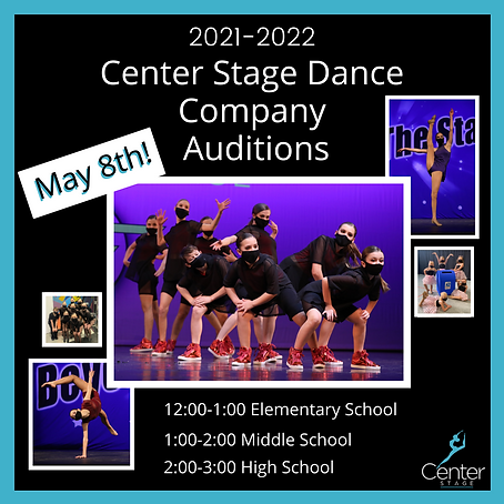 Center Stage Dance Company Auditions (2)