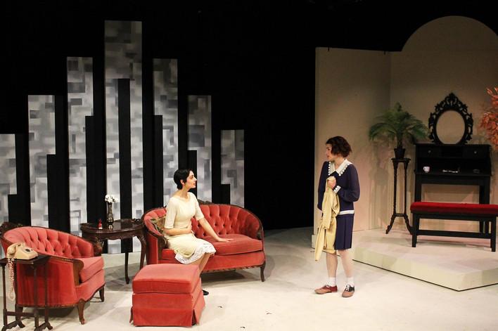 The Women - Living Room