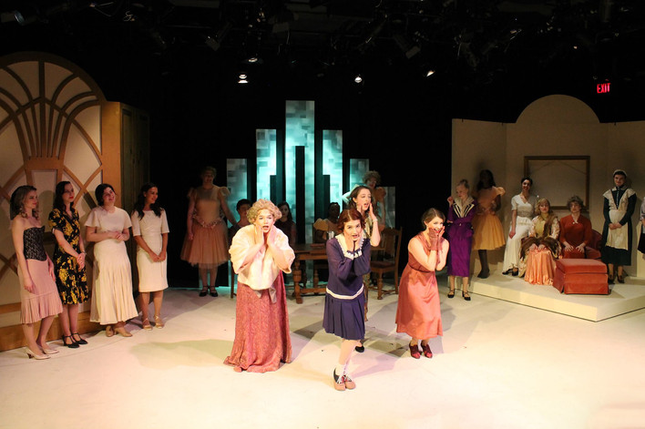 The Women - Opening Scene