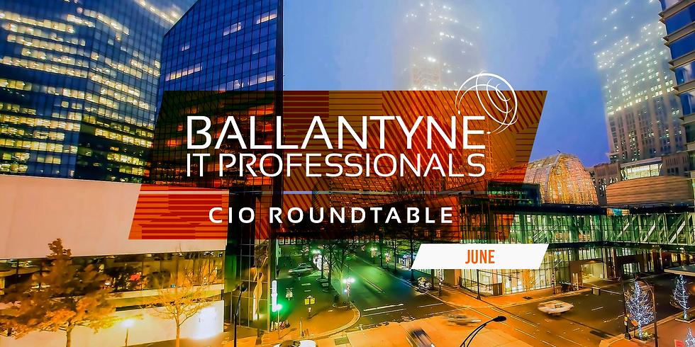 Ballantyne IT Professionals CIO Roundtable - June