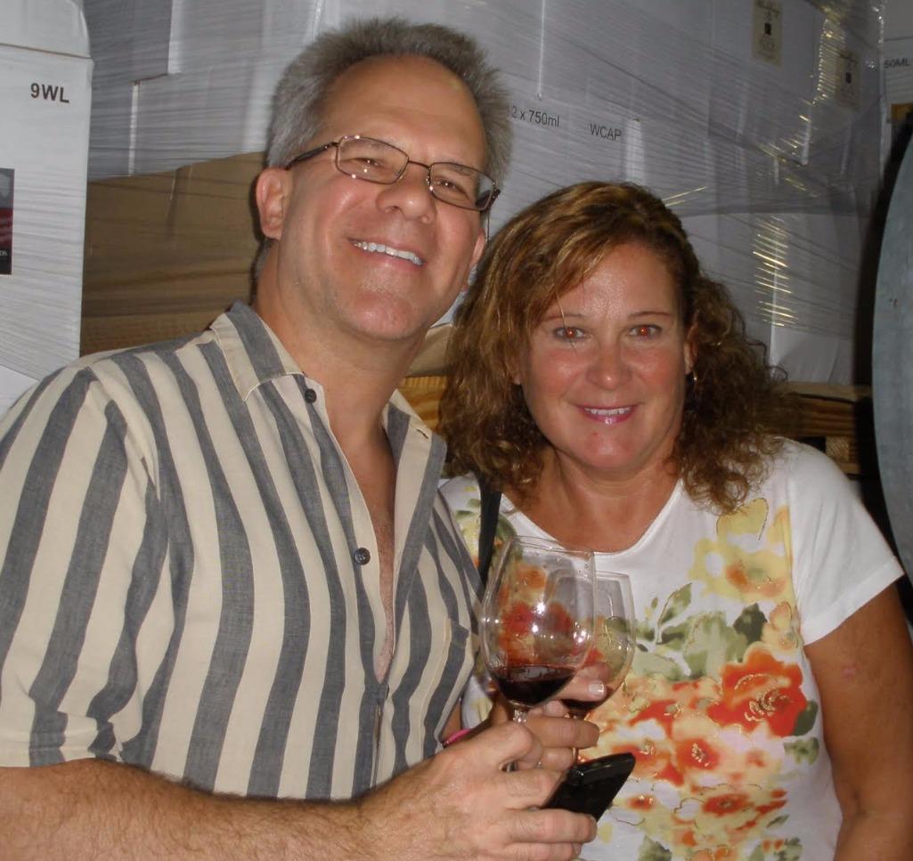 Jim and Sue Langman